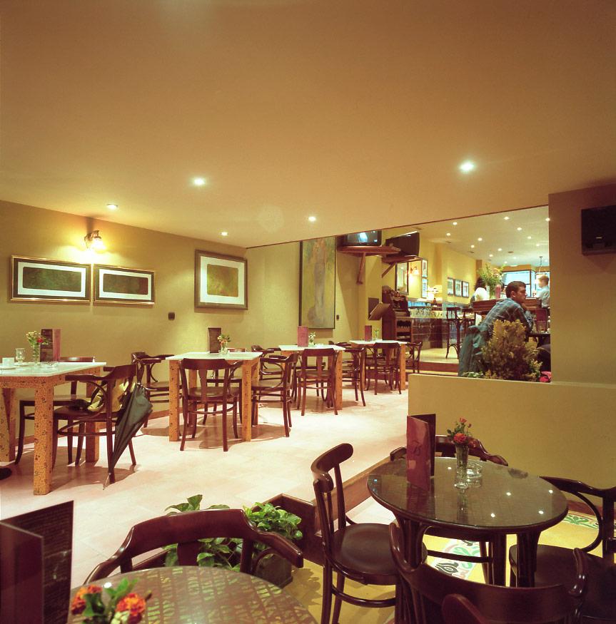 Dise o decoraci n interiorismo en restaurantes y - Interiorismo y diseno ...