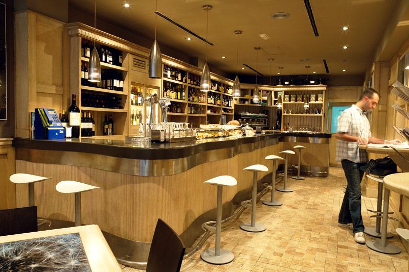Dise o decoraci n interiorismo en restaurantes y for Interiorismo restaurantes