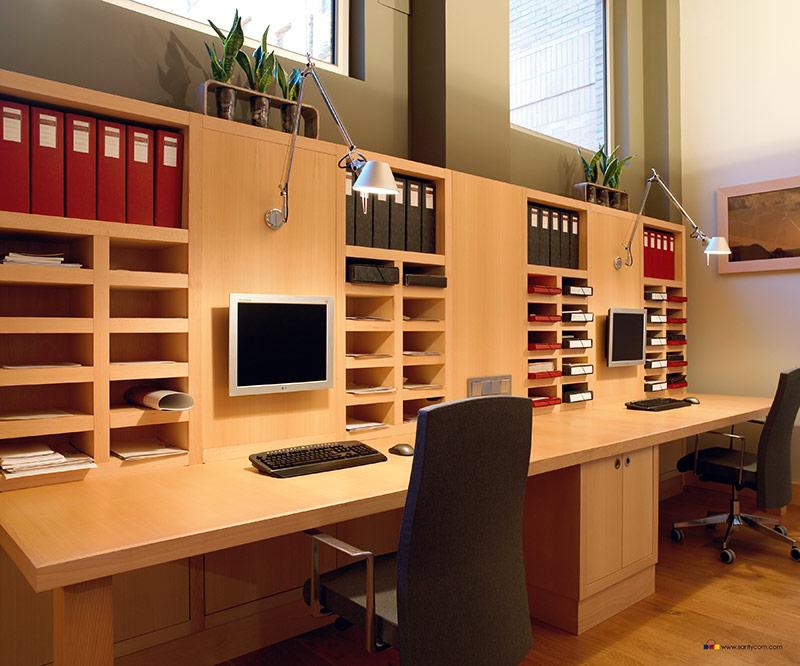 Oficina ddec d az dec ddec dise o decoraci n - Interiorismo y diseno ...