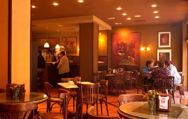 Café El Cuarterón
