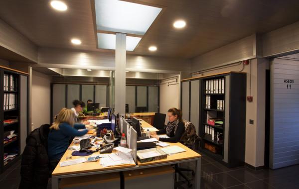 Oficinas Crivencar