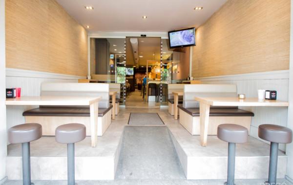 Cafetería Zona Cero